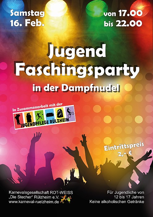 jugendparty web